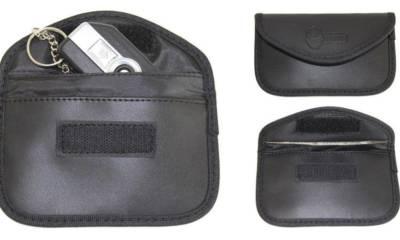 Bolsa llaves Keyless protección RFID
