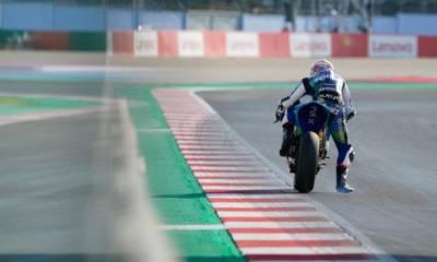 Carrera MotoE GP San Marino 2020