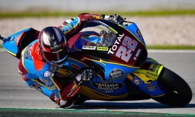 Entrenos Moto2 GP Catalunya 2020