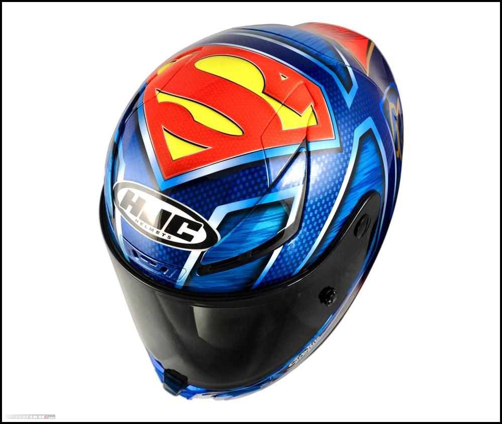 HJC RPHA 11 Superman 2