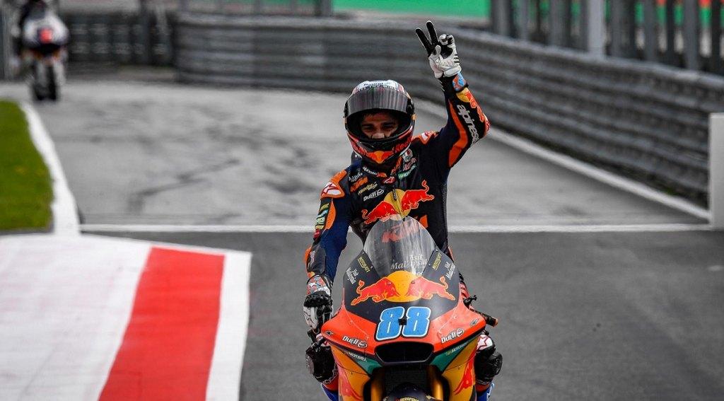 Jorge Martín vuelve GP Catalunya 2020