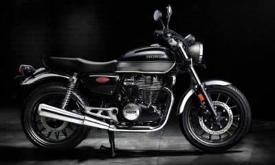 Honda CB350 H'Ness especificaciones
