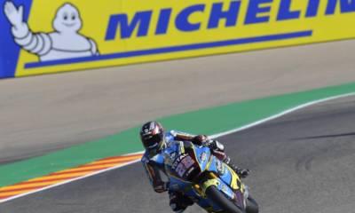 Pole Moto2 GP de Aragón 2020