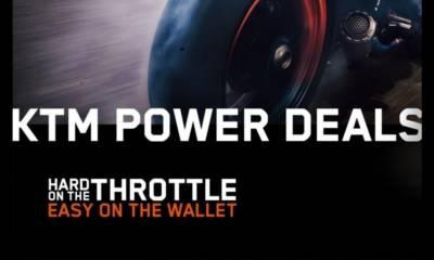 Promociones KTM otoño 2020