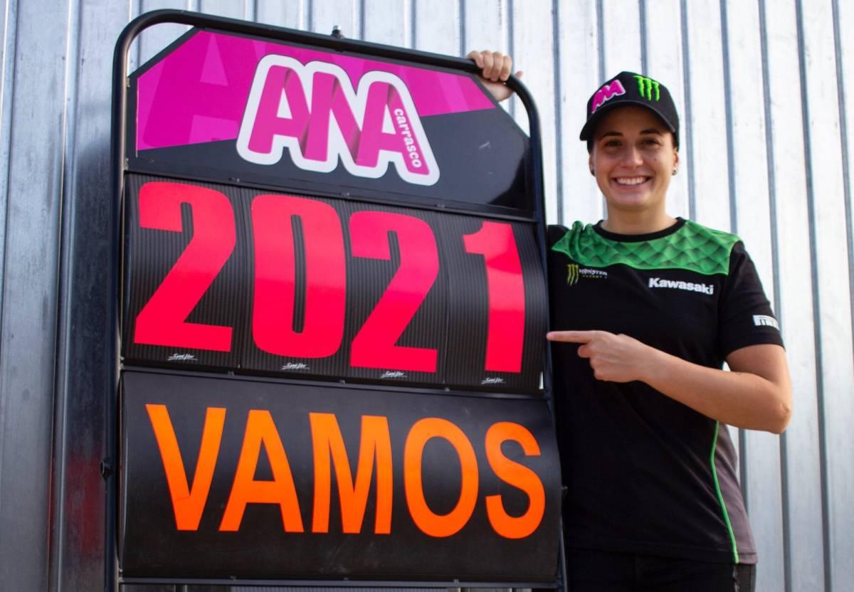 Ana Carrasco SSP300 2021