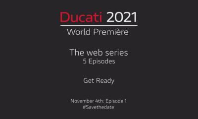 gama Ducati 2021 Web Series