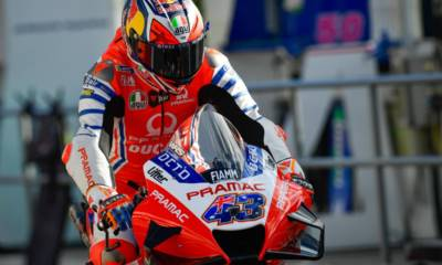 Entrenos MotoGP Francia 2020