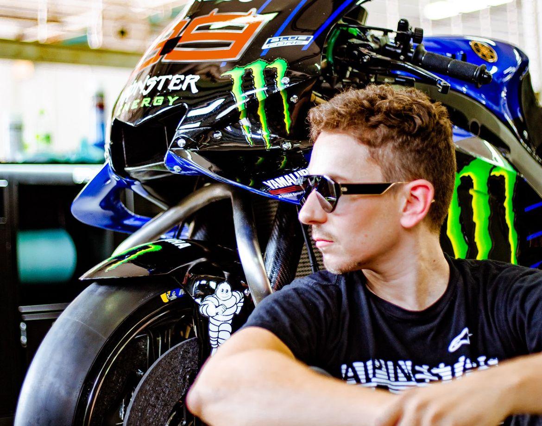 Lorenzo no al GP de Aragon