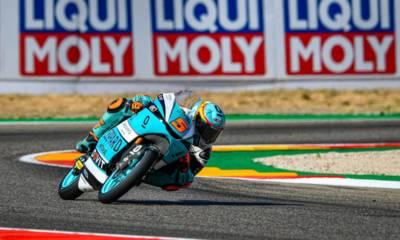 Crónica Moto3 Teruel 2020