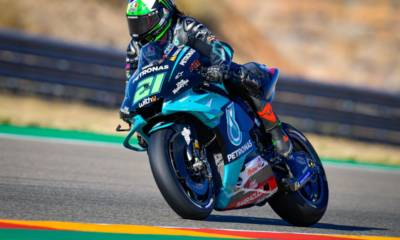 Crónica MotoGP Teruel 2020