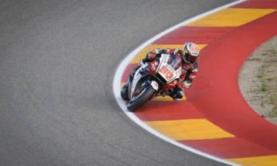 Pole MotoGP Teruel 2020
