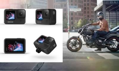 normativa cámara acción moto