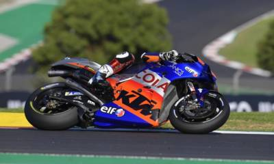 Carrera MotoGP GP Portugal 2020