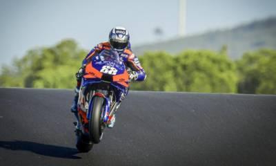 Horarios GP Portugal MotoGP