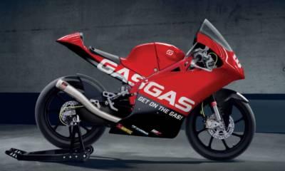 GasGas de Moto3
