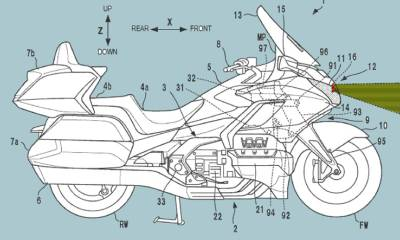 Honda Gold Wing 2022