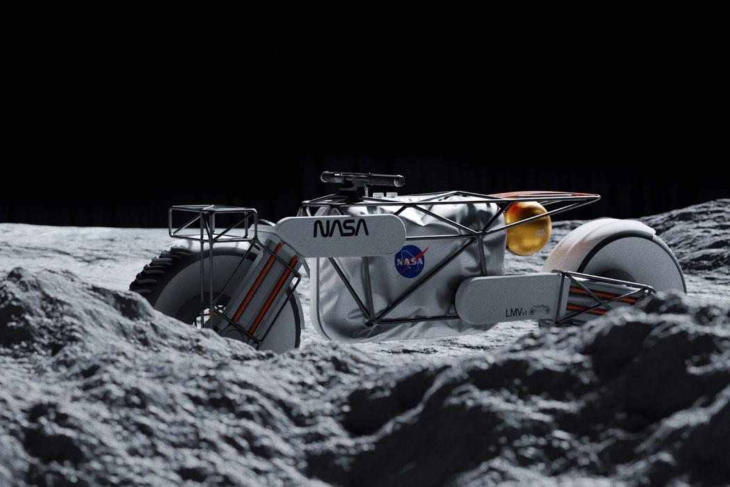 moto lunar 3