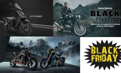 Ofertas motos Black Friday 2020
