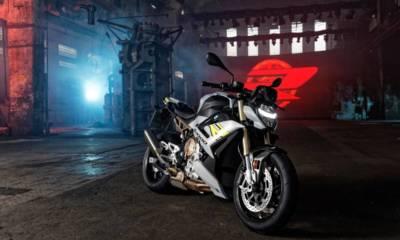 nueva BMW S1000R 2021