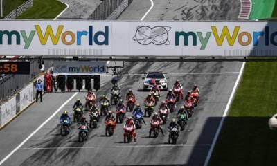 Paneles luminosos homologados circuitos MotoGP
