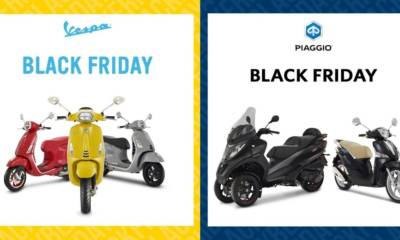 Promociones grupo Piaggio Black Friday 2020
