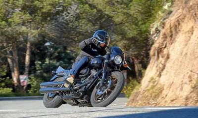 Prueba Harley-Davidson Low Rider S: Bad Boy
