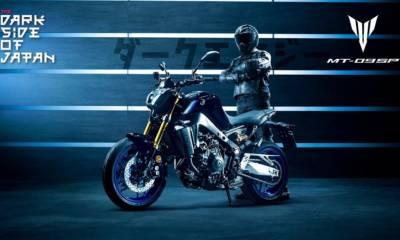 Yamaha MT-09 SP 2021 disponibilidad precio