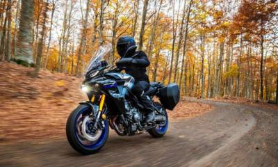 Yamaha Tracer 9 y Tracer 9 GT 2021