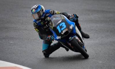 entrenos Moto3 GP de Europa 2020