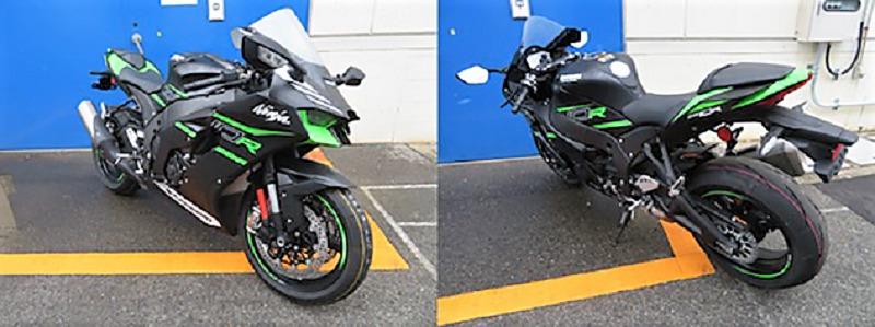 Kawasaki ZX-10R y ZX-10RR 2021