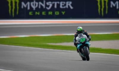 Pole MotoGP Valencia 2020