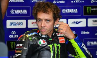 nuevo positivo de Rossi