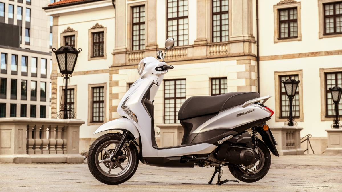 Yamaha D'Light 2021
