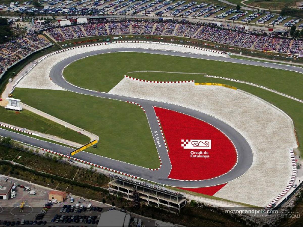 Remodelación curva 10 del Circuit