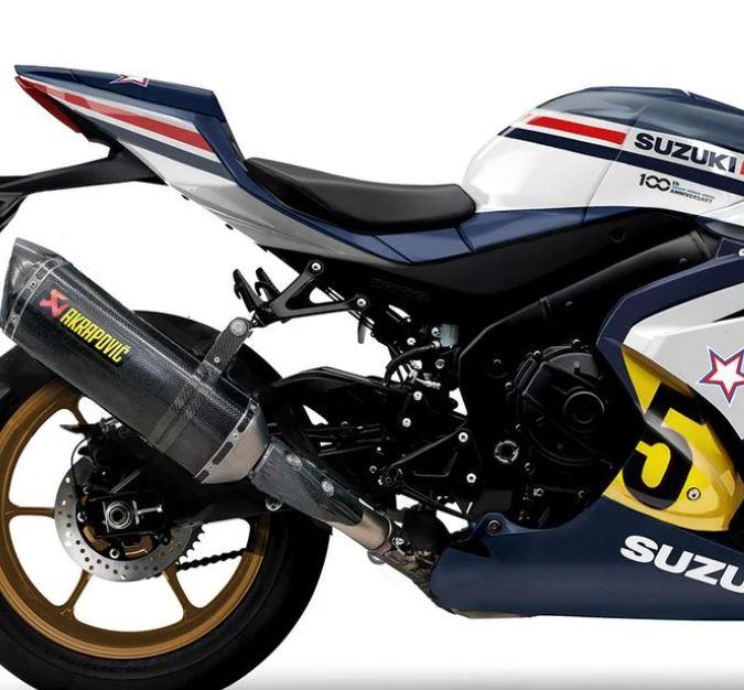 Suzuki GSX-R1000R Legend Edition 5