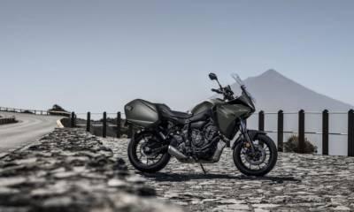 Yamaha Tracer 7 GT 2021 disponibilidad y precio