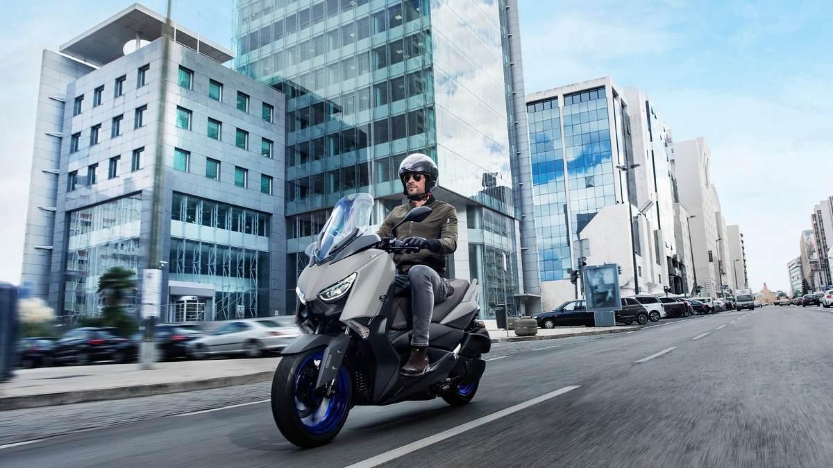 Yamaha XMAX 300 2021 disponibilidad y precio