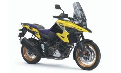 colores Suzuki V-Strom 1050 XT 2021