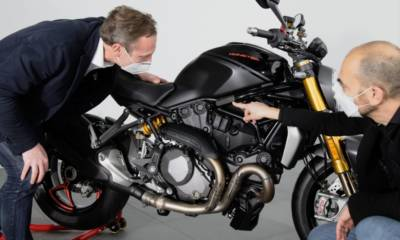 Ducati Monster 350.000 vendidas