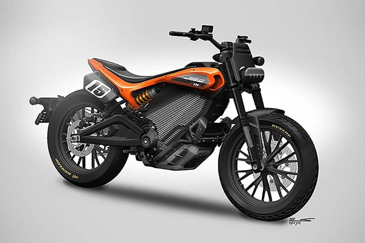 concept eléctricas Harley-Davidson