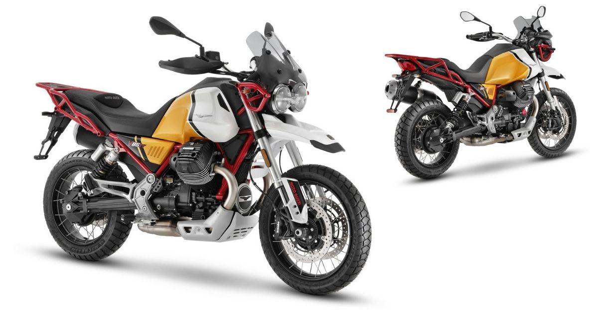 Precio Moto Guzzi V85 TT y V85 TT Travel 2021