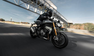 Speed triple 1200 RS 2021