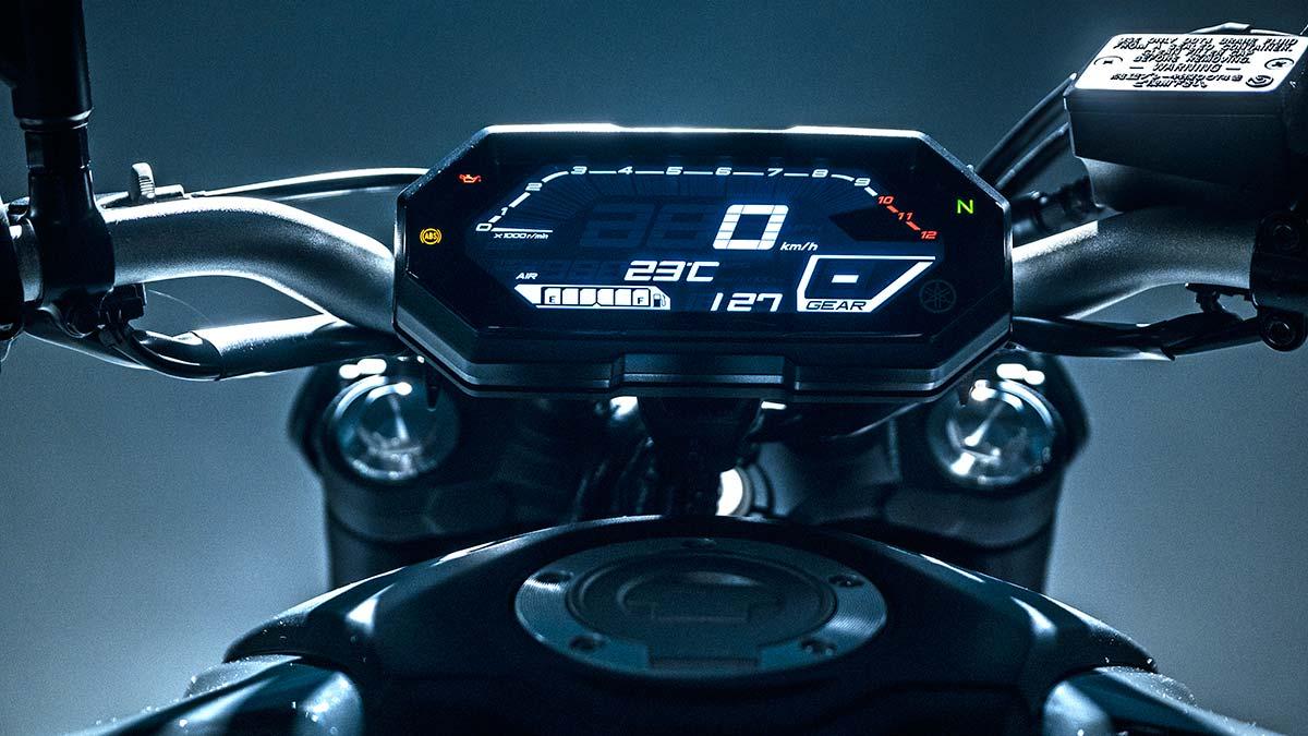 Yamaha MT-07 2021