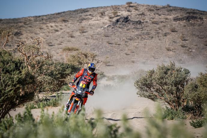 Rally Dakar 2021 Etapa 1