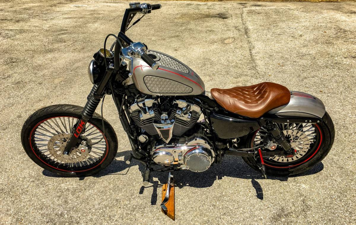 Harley Antonio Banderas 3