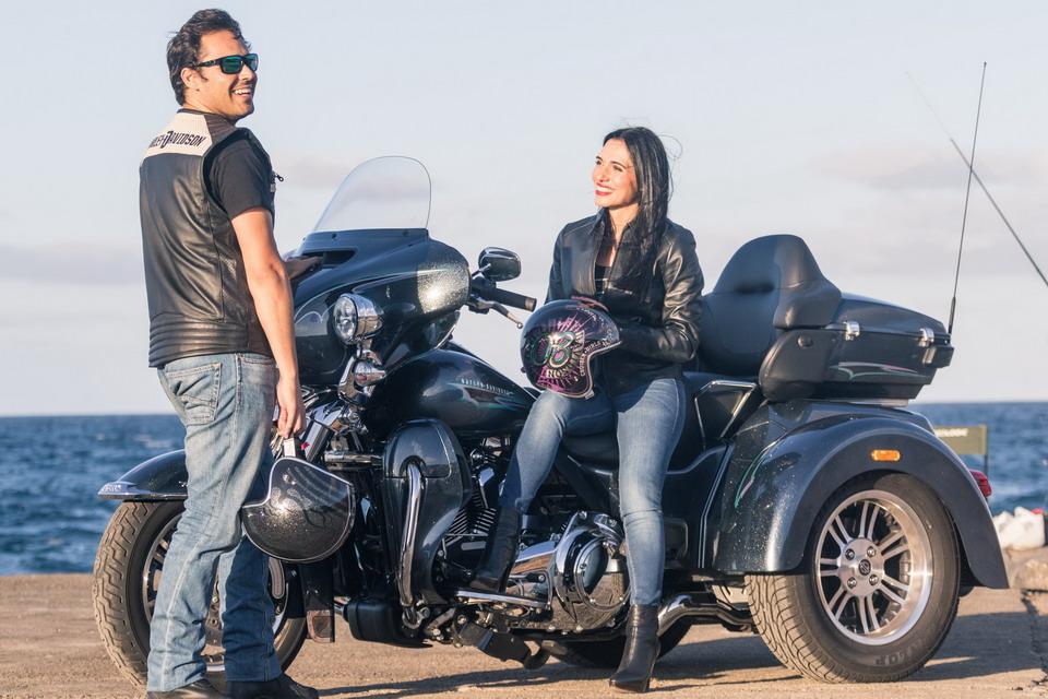 Harley-Davidson Amazon