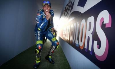 dorsal Joan Mir MotoGP 2021