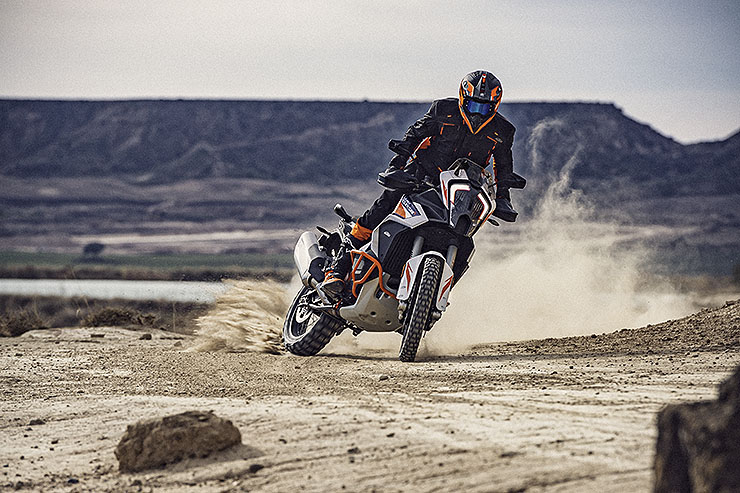 KTM 1290 Super Adventure R 2021 2