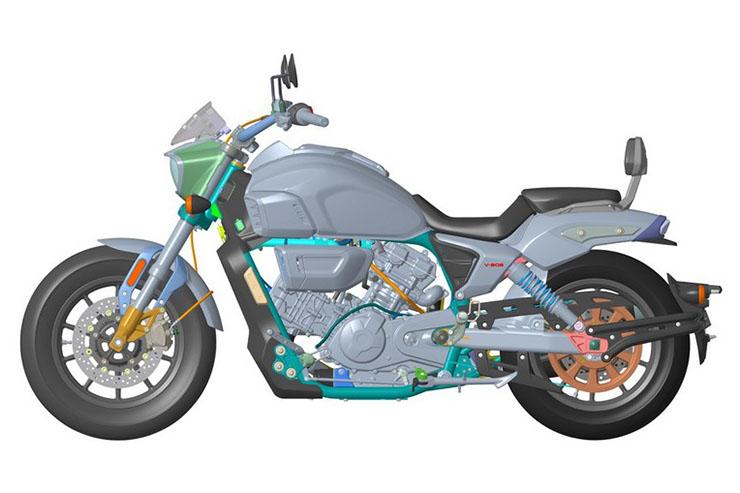 Longjia V-Bob 650 2