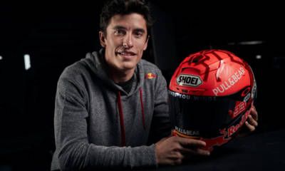 Marc Márquez evoluciona favorablemente